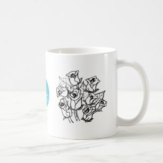 CTC International -  Roses 2 Coffee Mugs