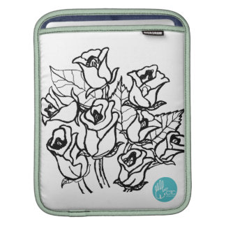 CTC International -  Roses 2 Sleeves For iPads