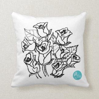 CTC International - Roses Pillows