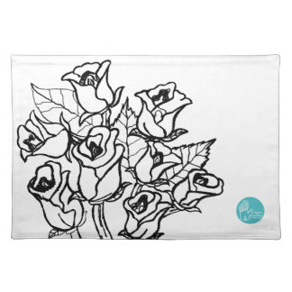 CTC International - Roses Place Mats