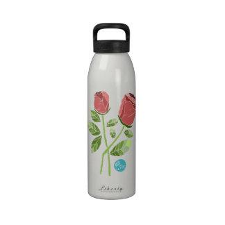 CTC International - Roses Reusable Water Bottle