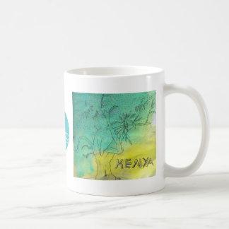 CTC International -  Tree 2 Basic White Mug