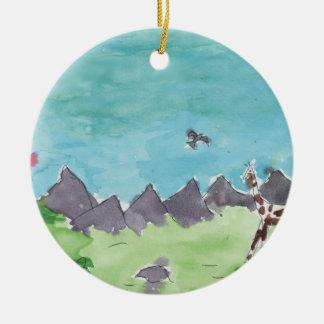 CTC International - Tribal Christmas Ornament