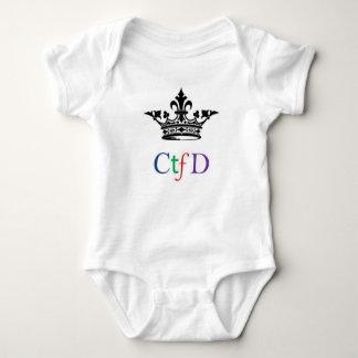 CTFD baby onsie Baby Bodysuit