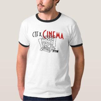 CTFxCinema FTW T-shirts