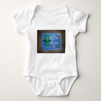 Cthulhu Baby Bodysuit