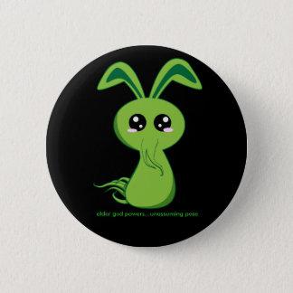 Cthulhu Bunny 6 Cm Round Badge