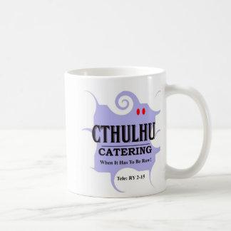 Cthulhu Catering Basic White Mug