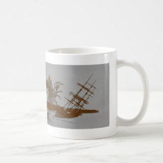 Cthulhu Destroys cup