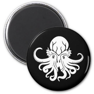Cthulhu Fhtagn 6 Cm Round Magnet