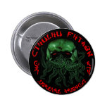 Cthulhu Fhtagn Button