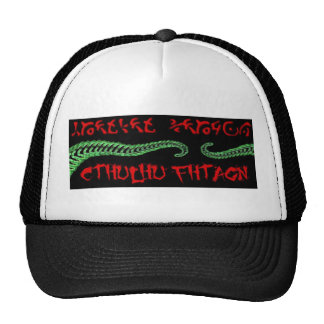Cthulhu Fhtagn Hat