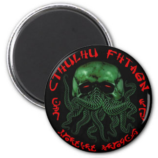 Cthulhu Fhtagn magnet