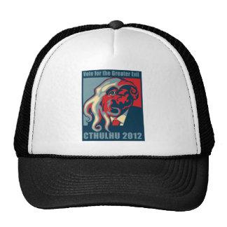 Cthulhu for President- 2012 Cap
