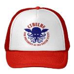 Cthulhu For President Cap