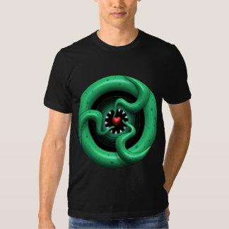 Cthulhu Heart Basic American Apparel T Shirts