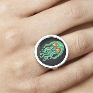 CTHULHU HP LOVECRAFT RING