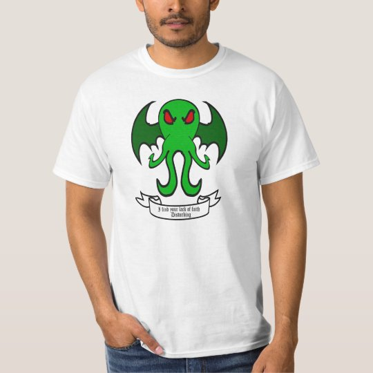 Cthulhu - I find your lack of faith