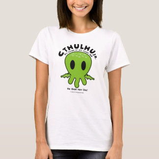 Cthulhu Jr - It's name is my name too! T-Shirt