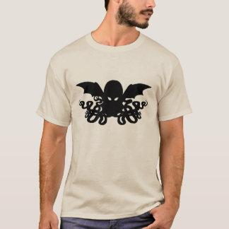Cthulhu Long Sleeve T-Shirt - Black