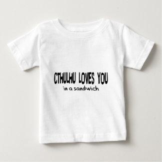 Cthulhu Loves You Tee Shirt