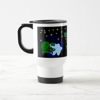 Cthulhu Naptime - Reusable Travel Mug
