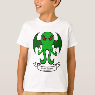 Cthulhu - No good deed goes unpunished T-Shirt