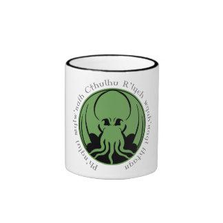 Cthulhu Ringer Mug
