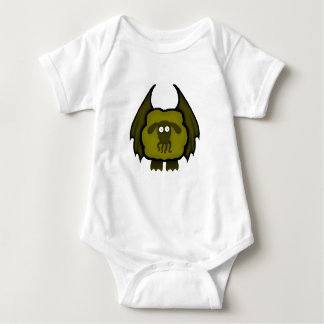 Cthulhu Sheep Baby Bodysuit