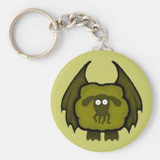 Cthulhu Sheep Keychain