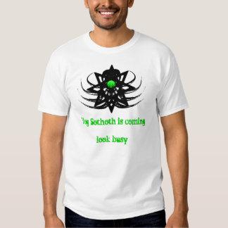 Cthulhu Shirt - Yog-Sothoth is Coming