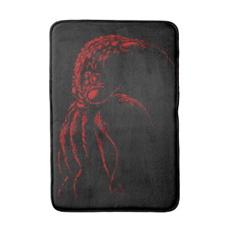 Cthulhu sketch medium bathmat bath mats