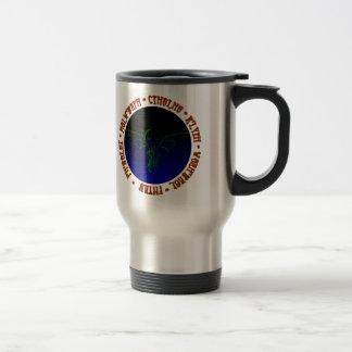 Cthulhu Sleeps - Reusable Travel Mug
