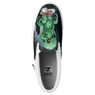 CTHULHU SLIP ON SHOES