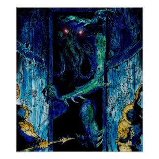 Cthulhu Spawn Posters