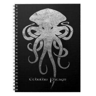 Cthulhu Spiral Notebook