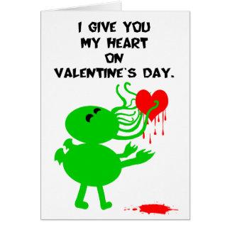 Cthulhu Valentine Cards