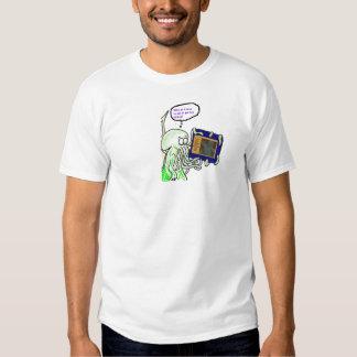 cthulhu wants top billing t shirts