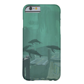 Cthulhu - What the Whales Saw Barely There iPhone 6 Case