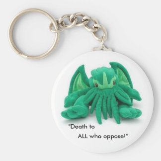 Cthulhu's message key ring