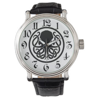 Cthulhu's Watching You Wristwatches