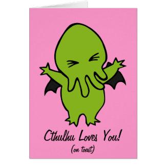 Cthulie Card
