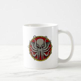 Cthulu Crest Coffee Mug