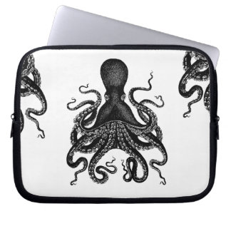 Cthulu Kraken Laptop Case Laptop Computer Sleeve