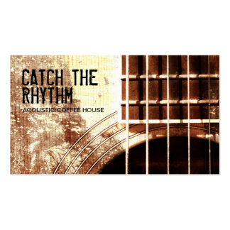 CTR Grunge01- Sepia Pack Of Standard Business Cards