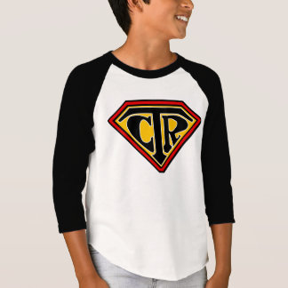 CTR Shield - Youth Baseball T-shirt
