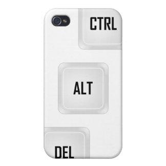 Ctrl Alt Del Case For iPhone 4