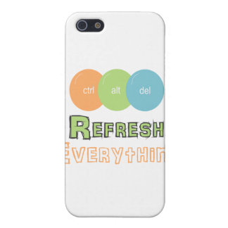 ctrl alt del Refresh Everything Covers For iPhone 5