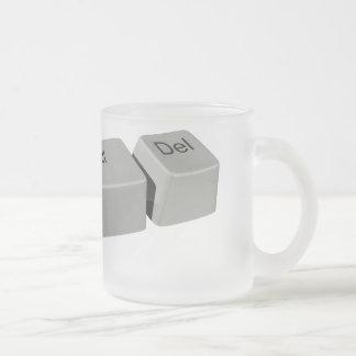 Ctrl Alt LED Coffee Mugs