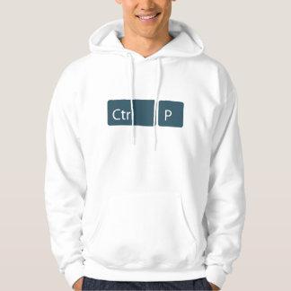 Ctrl P (Print) Hoodie